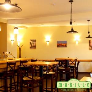 vokiečių restoranas Marille