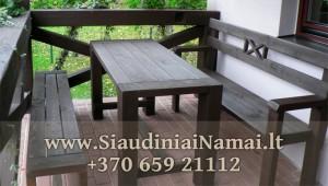 alkuva lauko baldai