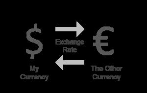 valiutu kursai. pavyzdys