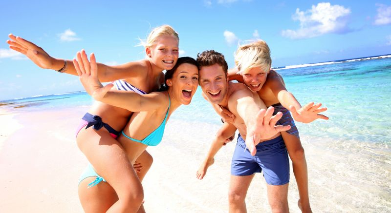 šeima-atostogos