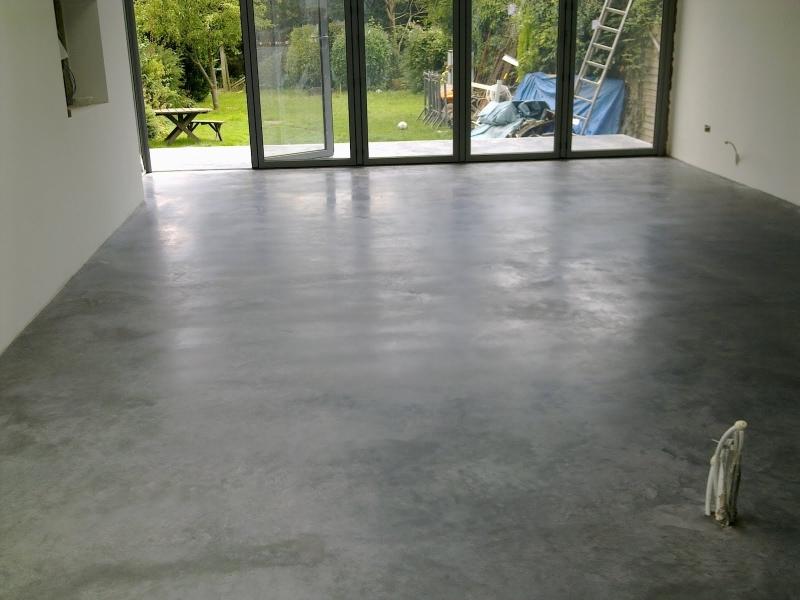 Betoninės grindys