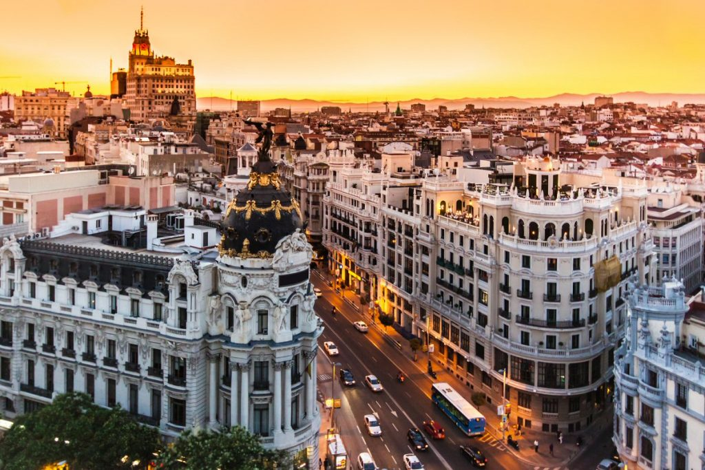 Kiek kainuoja siuntimas i Ispanija