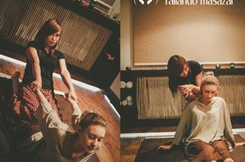 Tailandietiškas masažas Vilnius