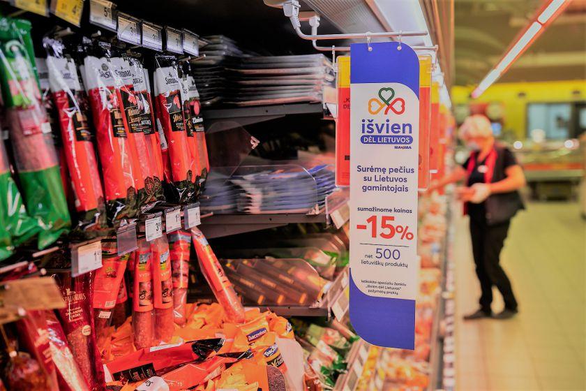 Didieji Lietuvos gamintojai: šiandien vieningai reikia gelbėti šalies ekonomiką