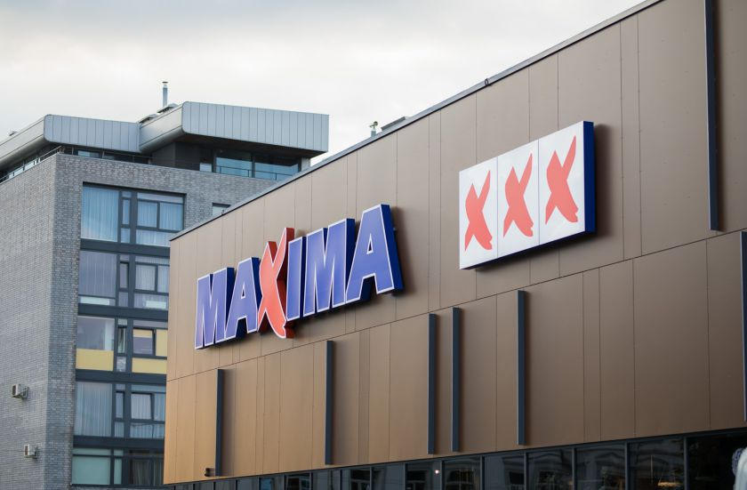 """""""Maximos"""" parduotuvės grįžta prie rudens-žiemos sezono darbo grafiko"""