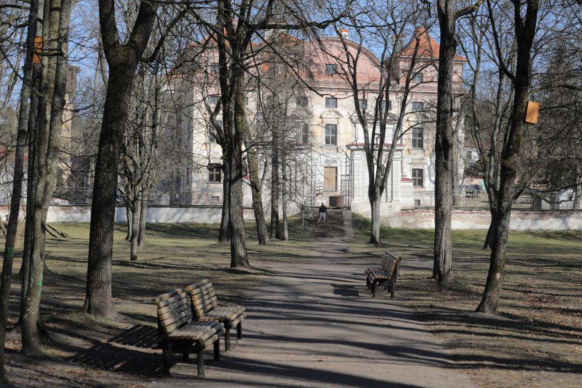 Sapiegų parko atnaujinimo idėjoms – tarptautinis architektūros konkursas