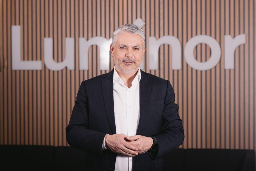 """""""Luminor"""" finansų vadovu paskirtas Palle Nordahl"""