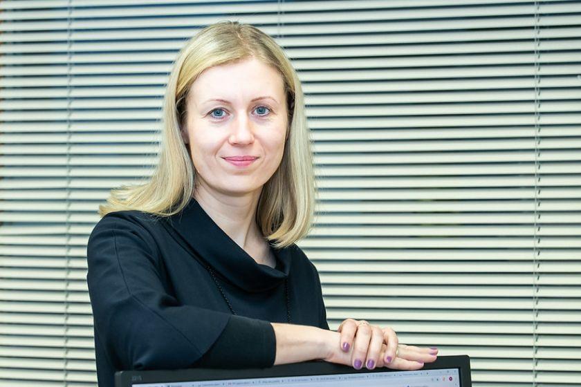 Seimo kanceliarijai ir toliau vadovaus įstaigos Dokumentų departamento direktorė Vaida Servetkienė
