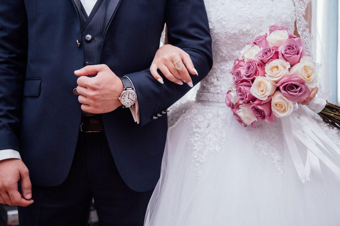 Klasikiniai vestuviniai ziedai
