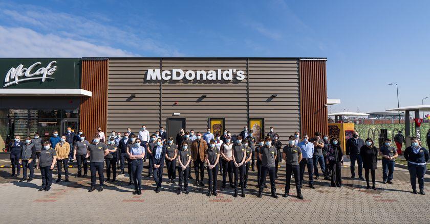 """Licencijuota """"McDonald's"""" plėtotoja """"Premier Capital""""  2020 m. uždirbo 19 mln. eurų ikimokestinio pelno"""