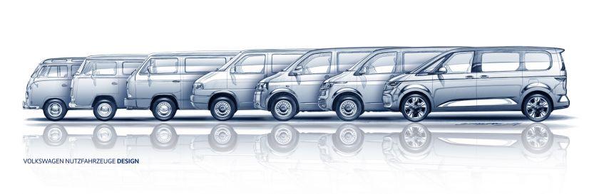 """""""Volkswagen"""" parodė, koks bus naujasis """"Multivan"""""""