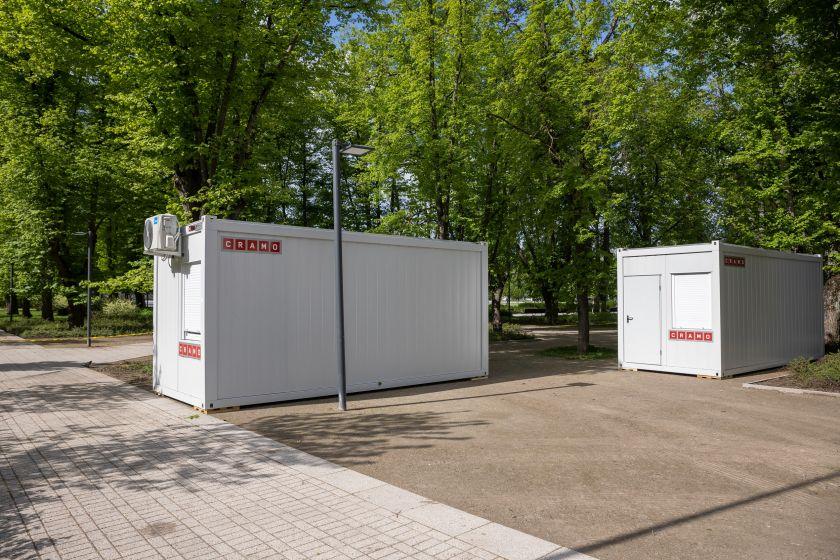 Vilniuje nuo pirmadienio veiks 2 testavimo punktai Galimybių pasui gauti