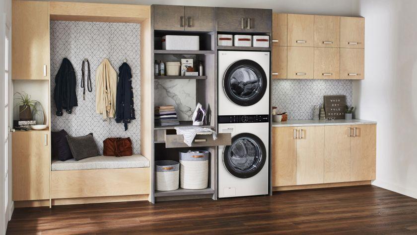 Kaip prailginti skalbimo mašinos tarnavimo laiką? Patarimais dalinasi ekspertai
