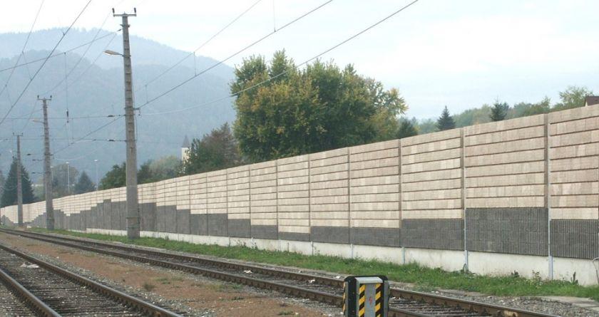 Net 85 proc. Lietuvos gyventojų svarbu, kad geležinkelis keltų kuo mažesnį triukšmą