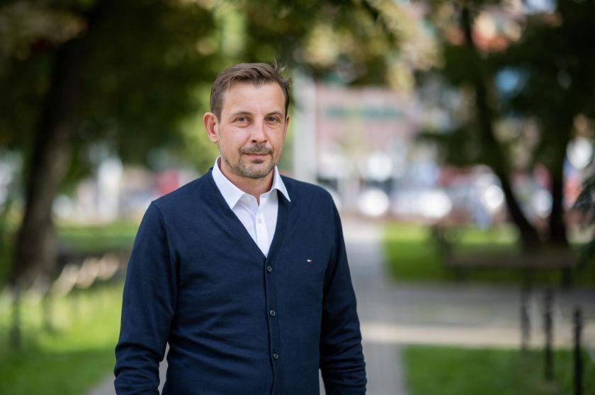Prie Vilniaus mero komandos jungiasi Kristinas Taukačikas