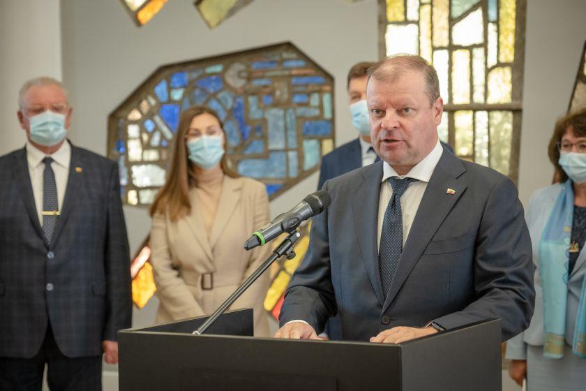 """Seimo Demokratų frakcijos """"Vardan Lietuvos"""" pranešimas: """"Ar Prezidentas dar norės matyti ministrą Arūną Dulkį?"""""""